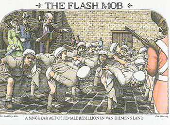 flash-mob