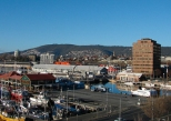 View over Hobart harbour. Photo credit: mdavidford